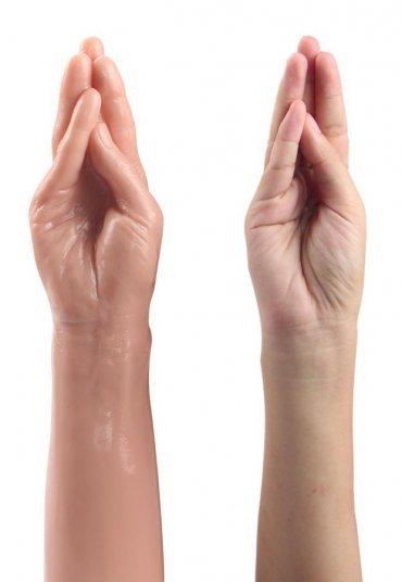 Realistic Magic Hand