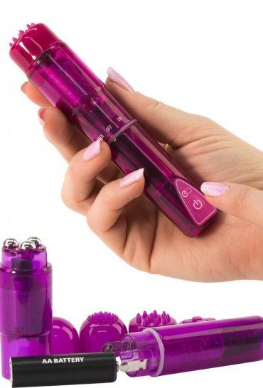 Taşınabilir Orgazm Vibratörü