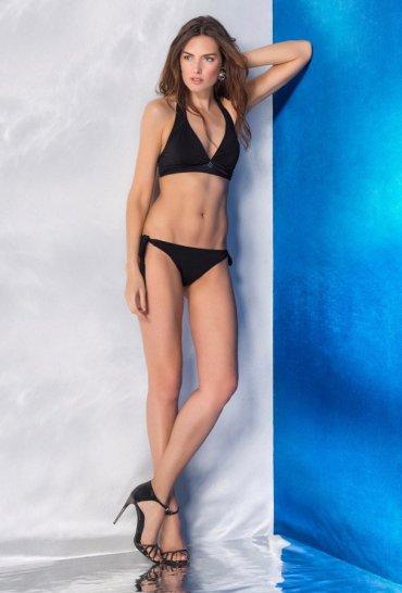 Siyah Seksi Bikini Carla