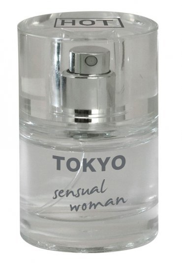 Hot Tokyo Feromonlu Kadın Parfümü