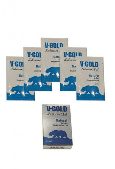 V-Gold Sade Lubricant Jel 5x5 ml