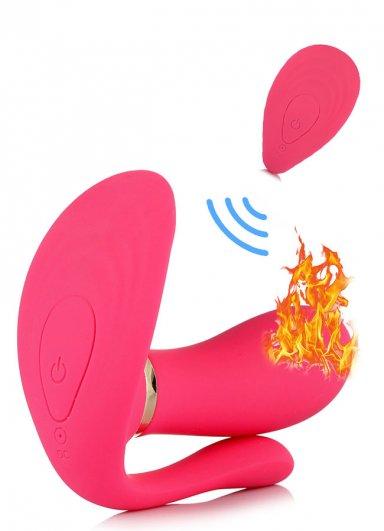 Külot İçi Kumandalı G-Spot Vibratör