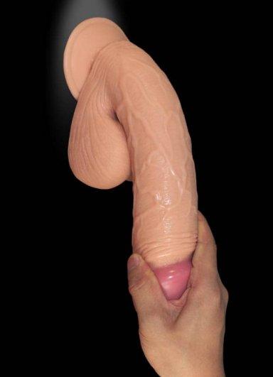Nokta Shop 27 Cm Büyük Boy Dildo Penis