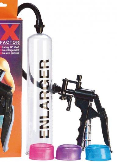 X Factory Penis Pompası