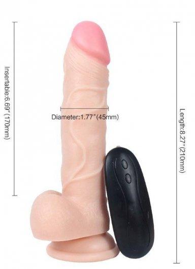 Et Dokusu Süper Realistik Penis