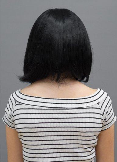 Kleopatra Siyah Peruk Modeli