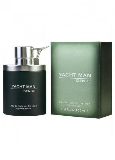 Yacht Man Dense Erkek Parfümü 100ml