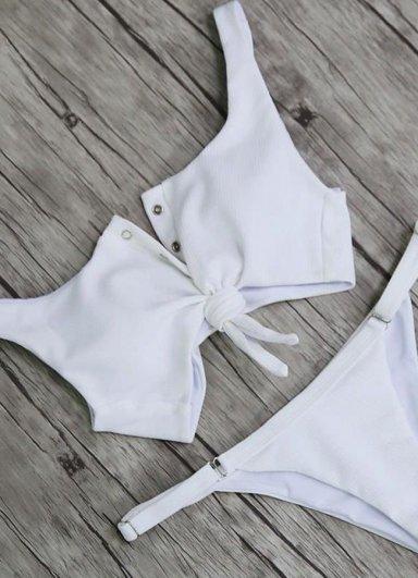 Beyaz Bikini Alt Angelsin