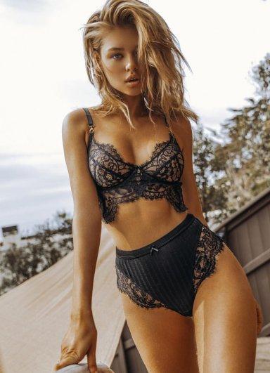 Sexy Dantelli Şık Külot