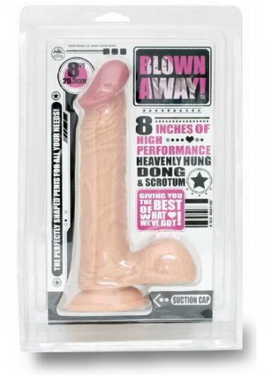 Blown Away Realistik Dildo