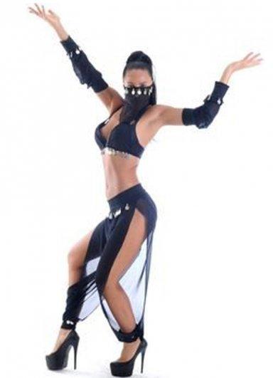 Sexy Dansöz Kostümü Elbisesi