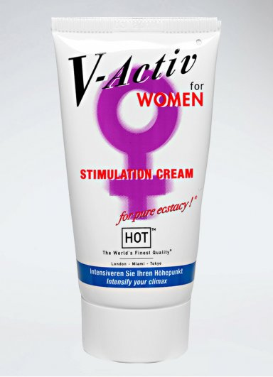 Women Stimulation Orgasm Cream