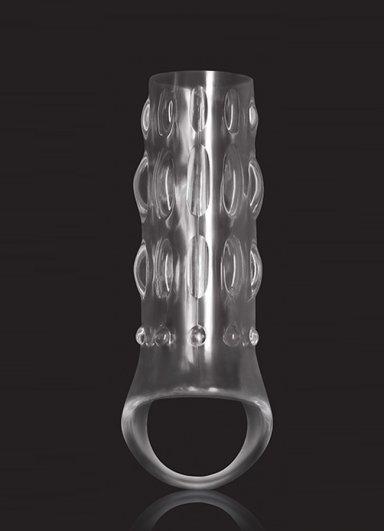 Get Lock Tırtıklı Penis Testis Kılıfı
