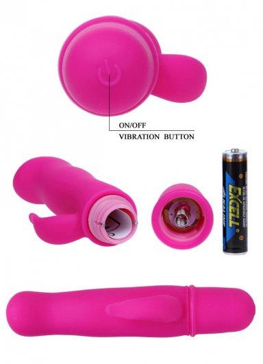 İnce Modern Orgazm Vibratör