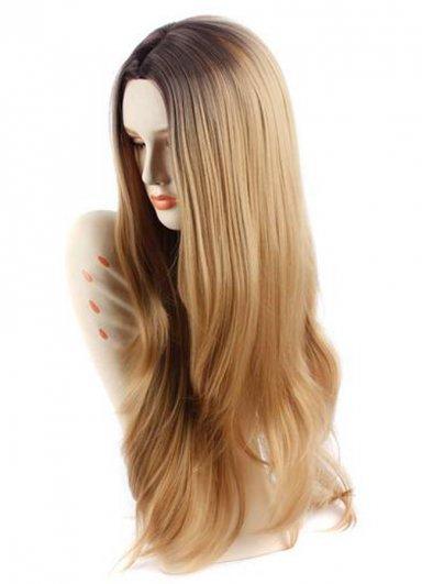 Dalgalı Uzun Peruk Medikal peruk Dünya'nın en iyi peruğudur