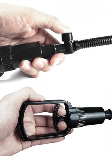 Pompalı Sökülebilir Mekanizmalı Penis Pompası