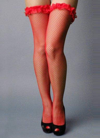 Fileli Sexy Çorap