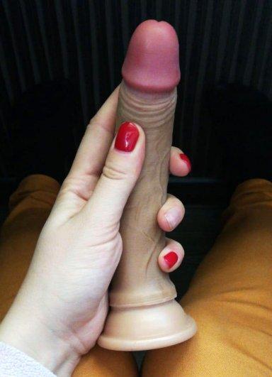 Et Dokusunda Extra Yumuşak 18 Cm Penis