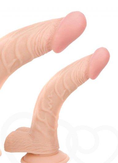 Anal Vajinal Realistik Titreşimli Penis