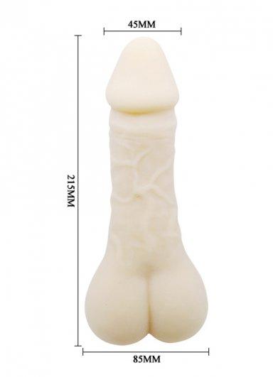 Penis Kalıbında Kılıf ve Mastürbatör