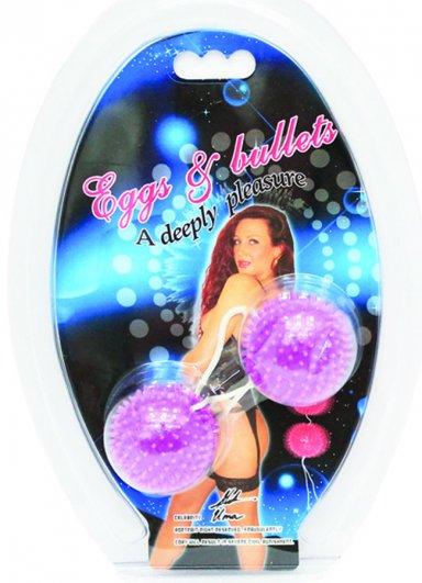Eggs Bullets Fantazi Orgazm Topu