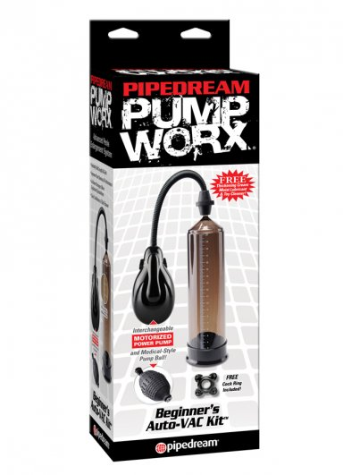 Pump Worx Fanta Flesh Pussy Pompa