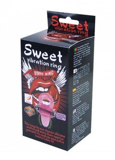 Sweet Vibration Ring Titreşimli Penis Halkası