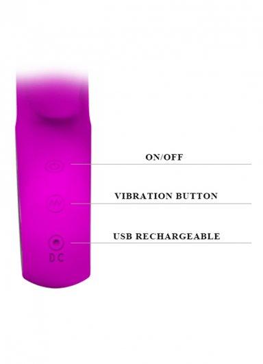 Özel Tasarım Orgazm Vibratörü
