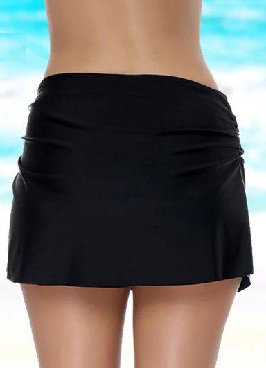Angelsin Siyah Etekli Bikini Alt