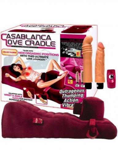 Seks Makinası Casablanca Love Cradle