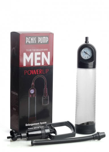 Gauge Pump Göstergeli Penis Pompası
