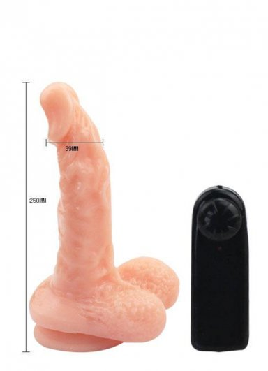 Special Technical Troops Realistik Penis 25 Cm