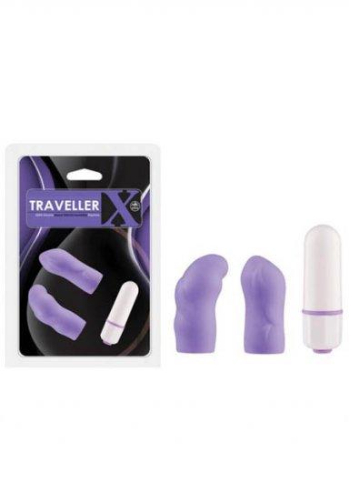 Traveller X Mini Vibratör Mor