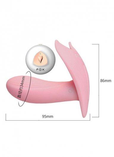 Straplez G-Spot Bakire Orgazm Vibratör