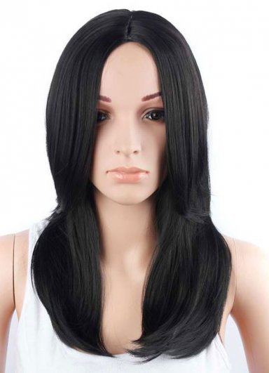 Siyah Uzun Peruk Peruk, Postiş Modelleri