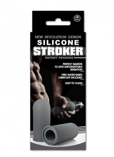 Silicone Stroker Mastürbatör
