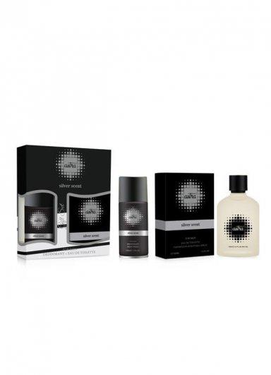 Astra Silver Scent Parfüm ve Deodorant Set