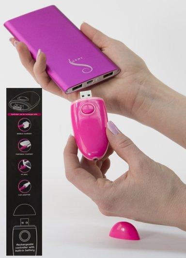 G Girl Style Şarjlı 13 Cm Vibratör