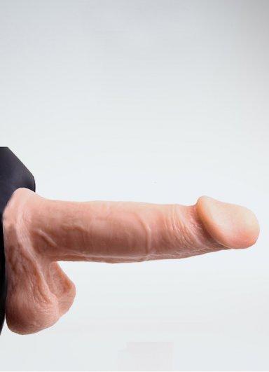 Dick Vengeance Belden Bağlamalı Realistik Penis