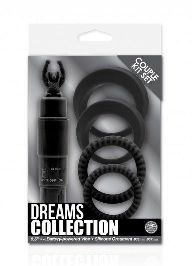 Dreams Collection Çiftlere Özel Zevk Seti