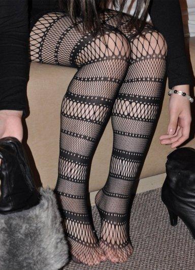 Özel Tasarım Jartiyer Çorap