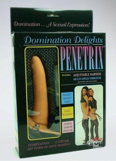 Tek Taraflı Protez Realistik Penis