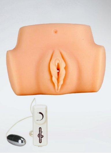 Hassas Tenli Suni Titreşimli Vajina
