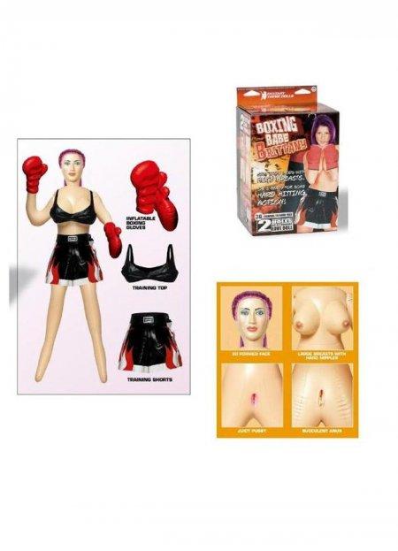Boxing Şişme Kadın | 0545 356 96 07