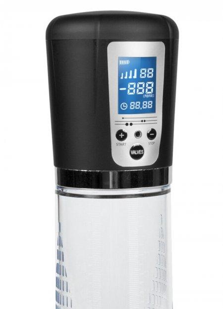 Tam Otomatik Passion Pump Penis Pompası | 0545 356 96 07