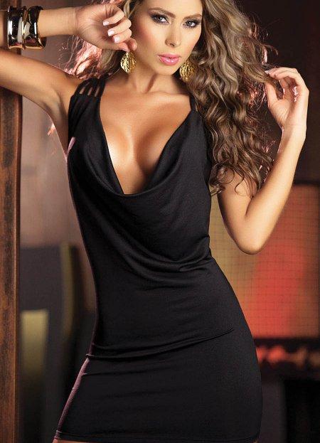 Seksi Süper Mini Elbise | 0545 356 96 07