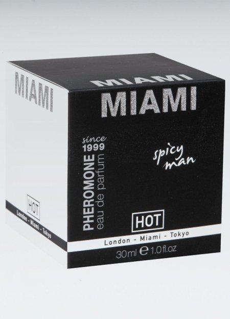 Hot Miami Feromonlu Erkek Parfümü | 0545 356 96 07