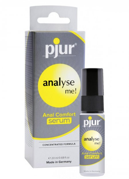 Pjur Analyse Me Anal Comfort Serumu 20 ml | 0545 356 96 07