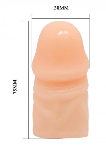 Penis Kılıfı Uzatmalı   0545 356 96 07