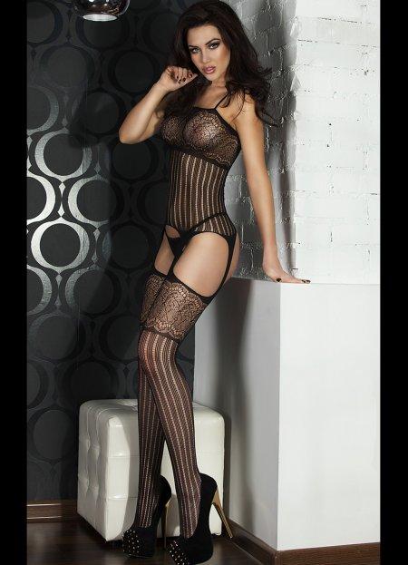 Jartiyer Model Seksi Vücut Çorabı   0545 356 96 07